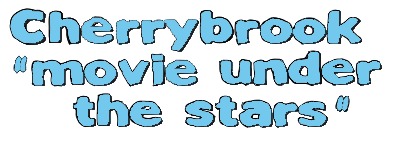 Cherrybrook Movie Under the Stars